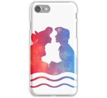 Boat Ride Kiss iPhone Case/Skin