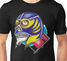 Lucha Chair Shot Unisex T-Shirt