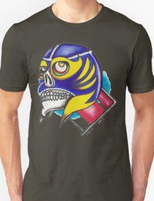 Lucha Chair Shot Unisex T-Shirt