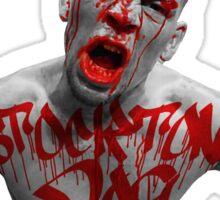 Blood tattoo Diaz Sticker