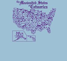 The Meownited States of Catmerica Unisex T-Shirt
