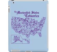 The Meownited States of Catmerica iPad Case/Skin