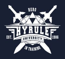Hyrule University One Piece - Short Sleeve