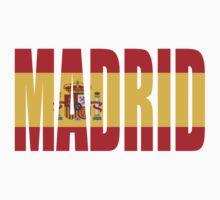 Madrid. Kids Tee
