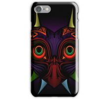 Majoras mask iPhone Case/Skin