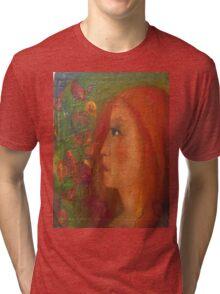She Was Tri-blend T-Shirt