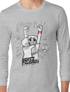 Scott Pilgrim vs the world Long Sleeve T-Shirt