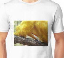 Frustrated Bird. Unisex T-Shirt