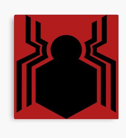 civil war - spider-man  Canvas Print