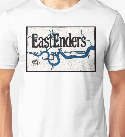 EastEnder River Unisex T-Shirt