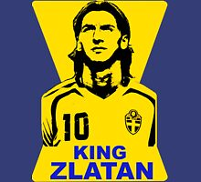 king Zlatan Unisex T-Shirt