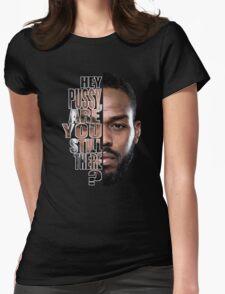 Jon jones quote Womens Fitted T-Shirt