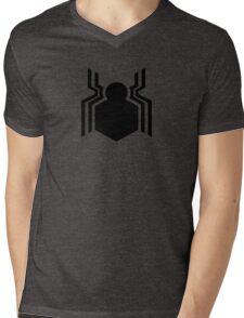 civil war - spider-man  Mens V-Neck T-Shirt