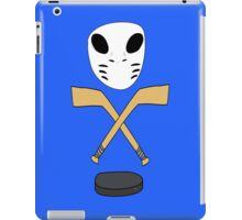 Colored Version of Brent's Shirt Design iPad Case/Skin