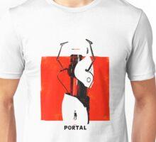 Portal Gun Unisex T-Shirt