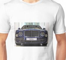 Bentley Mulsanne Speed Unisex T-Shirt
