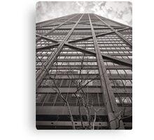 360 Building  Canvas Print