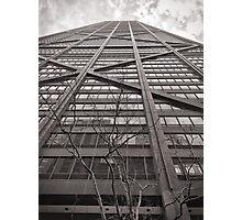 360 Building  Photographic Print