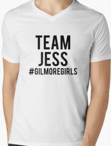 Team Jess - Gilmore Girls Mens V-Neck T-Shirt