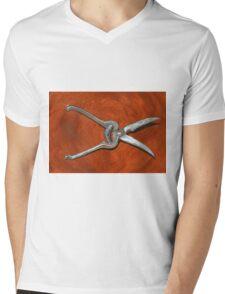 A Real Cut-Up Mens V-Neck T-Shirt