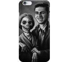 Bates Family Portrait iPhone Case/Skin