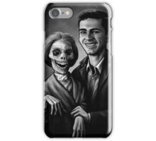 Bates Family Portrait iPhone Case/Skin