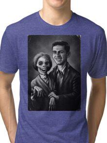 Bates Family Portrait Tri-blend T-Shirt