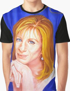 Barbra with a B Graphic T-Shirt