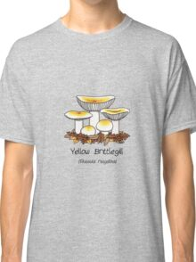 Yellow brittlegill (without smiley face) Classic T-Shirt