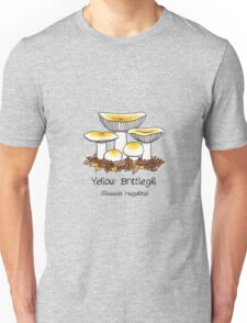 Yellow brittlegill (without smiley face) Unisex T-Shirt