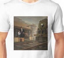 Trip by Rail- (25 Series) Unisex T-Shirt