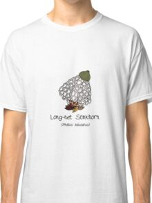 Long-net Stinkhorn (without smiley face) Classic T-Shirt