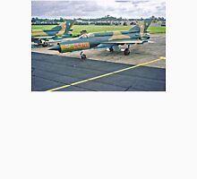 Mikoyan MiG-21bis Fishbed-L 75035540 Unisex T-Shirt