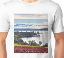 Autumn at Lake Constance Unisex T-Shirt