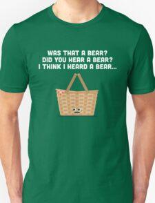 Character Building - Picnic Basket Unisex T-Shirt