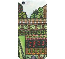 'Dats' Allotment' Papercut iPhone Case/Skin