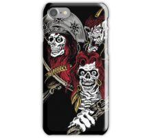 Pirate Skulls iPhone Case/Skin