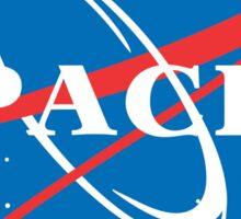 Portal Space Sticker