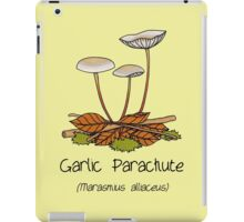 Garlic Parachute iPad Case/Skin