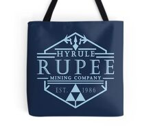 Hyrule Rupee Mining Company Tote Bag