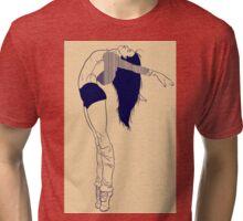 Dancer Tri-blend T-Shirt
