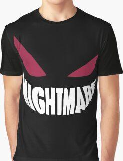 Gengar Nightmare Graphic T-Shirt