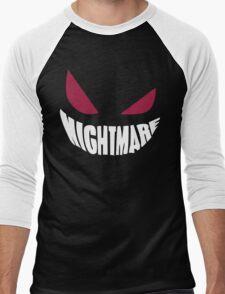 Gengar Nightmare Men's Baseball ¾ T-Shirt