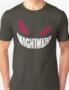Gengar Nightmare Unisex T-Shirt