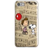 Sir and that funny looking kid with the big nose iPhone Case/Skin