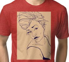 Amber Tri-blend T-Shirt