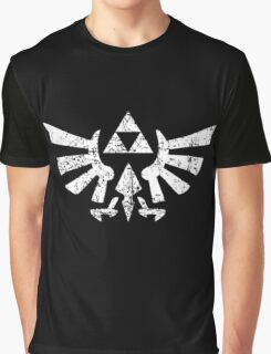Zelda Triforce Symbol Graphic T-Shirt