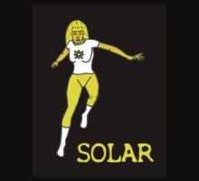 Solar of the Icetone Defense Squad Kids Tee