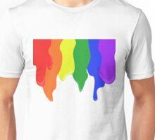 Watch the Paint Drip Unisex T-Shirt