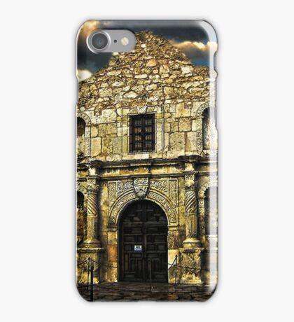 Remember the Alamo iPhone Case/Skin